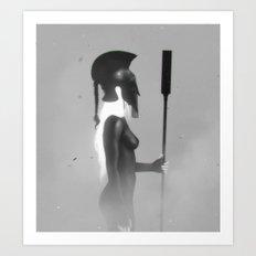 The Hollow.  Art Print