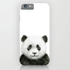Baby Panda Whimsical Animal Watercolor Cute Baby Animals Slim Case iPhone 6s