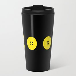 Hungry for buttons Travel Mug