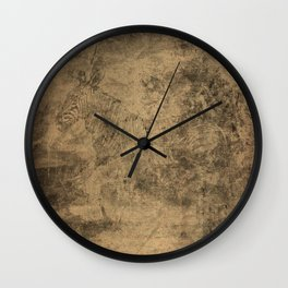 Cloaked Wall Clock