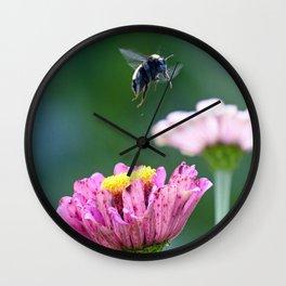 Flight of the Bumblebee Wall Clock