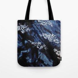 Satin Tote Bag