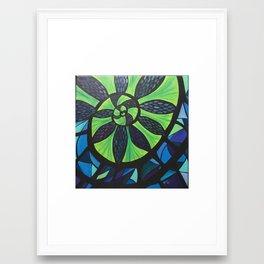 Ask Alice Framed Art Print