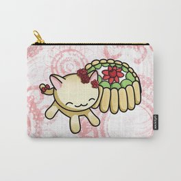 Charlotte Russe Kitty Carry-All Pouch
