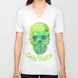 Omnia Vanitas  Unisex V-Neck
