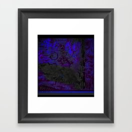 Lastchances Framed Art Print