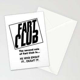 Fart Club 2 Stationery Cards