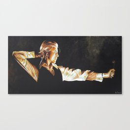 Station to Station Canvas Print