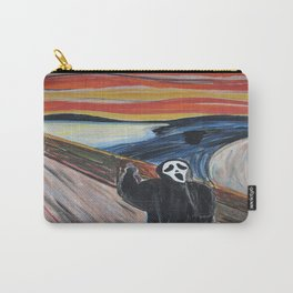 Scream Carry-All Pouch