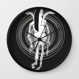 Long Death Wall Clock