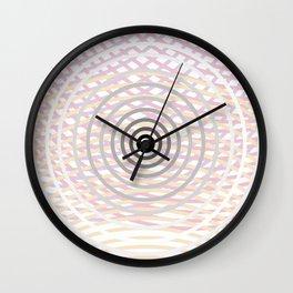 Abstraction Circles Wall Clock