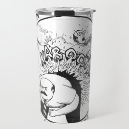 fart on your boss Travel Mug