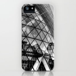 The Gherkin, London iPhone Case