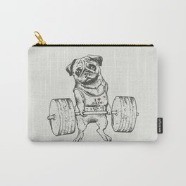 Pug Lift Carry-All Pouch
