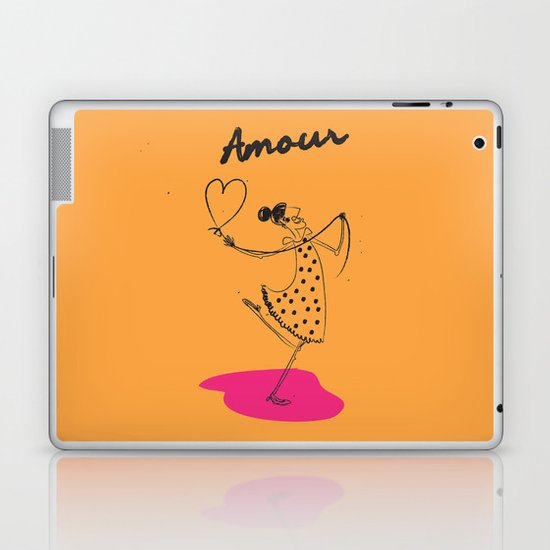 """The Ink - """"Amour"""" Laptop & iPad Skin"""
