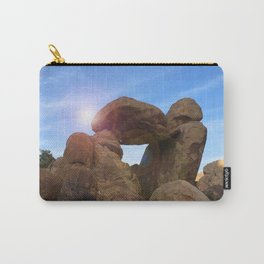 Stone Formation Carry-All Pouch