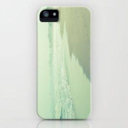 Quiet Time iPhone Case