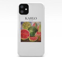 Kahlo - Viva la Vida iPhone Case