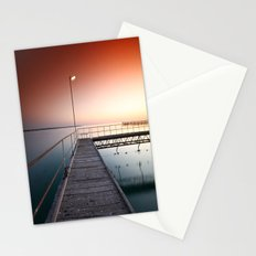 Summers Night Stationery Cards