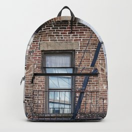 New York Fire Escape Backpack