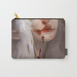 Feasting Queen Carry-All Pouch