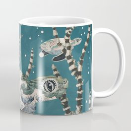 Turtle Migration Coffee Mug