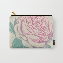 rosa rosae rosarum Carry-All Pouch