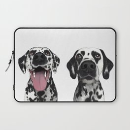 Dalmatians Laptop Sleeve