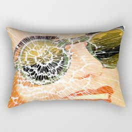 No Time For Change. Rectangular Pillow