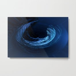 Inner Calm - Abstract Metal Print