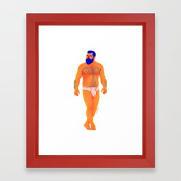 Undewear 01 Framed Art Print