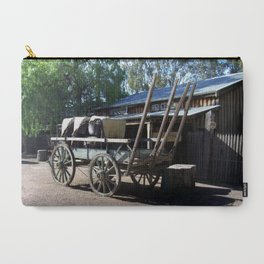 Wool Wagon Carry-All Pouch