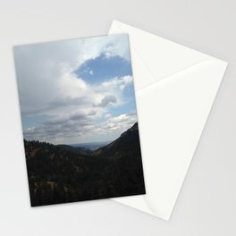 sky views Stationery Cards