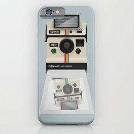 Selfieroid iPhone Case