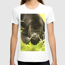 Howler monkey T-shirt
