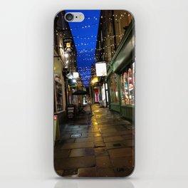 Street In Bath iPhone Skin