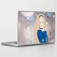 cinderella Laptop & iPad Skins featuring Cinderella by Seventy Two Studio
