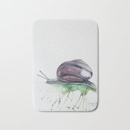 Stan the Snail Bath Mat
