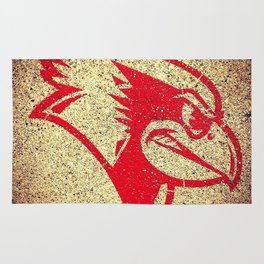 Illinois State University Redbirds Rug
