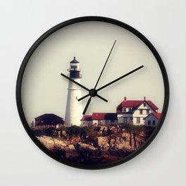 Lighthouse 3 Wall Clock