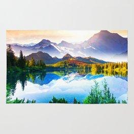 Dream Landscape XIX Rug