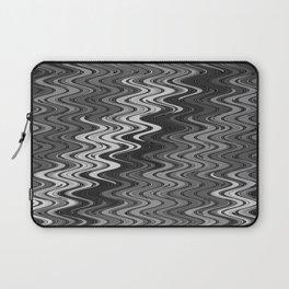 WAVY #2 (Grays) Laptop Sleeve
