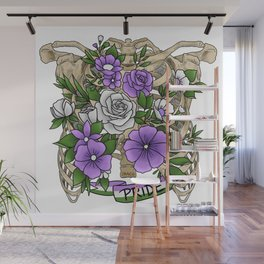 Proud inside and out Wall Mural