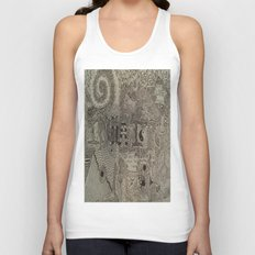 Insanity Unisex Tank Top