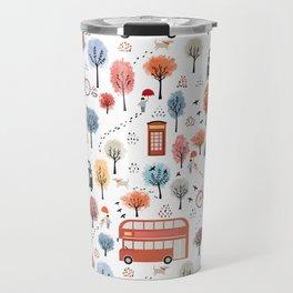 London transport Travel Mug