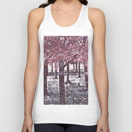 :: Girl Trees :: Unisex Tank Top