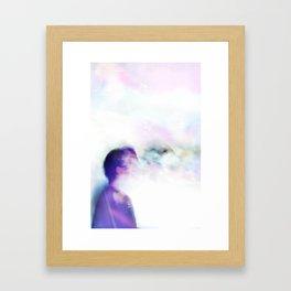 Gemini. Framed Art Print