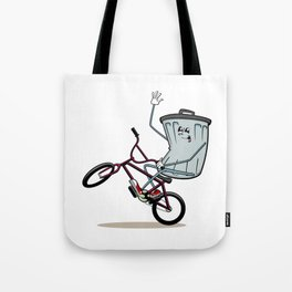 Wheelie Bin Tote Bag
