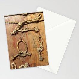 Knots Stationery Cards