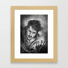 Dorian Pavus magic Framed Art Print